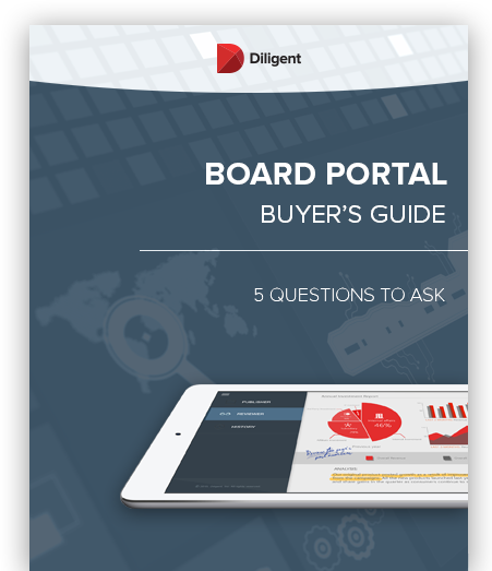 board portal buyers guide