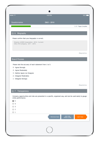 product feature screenshot