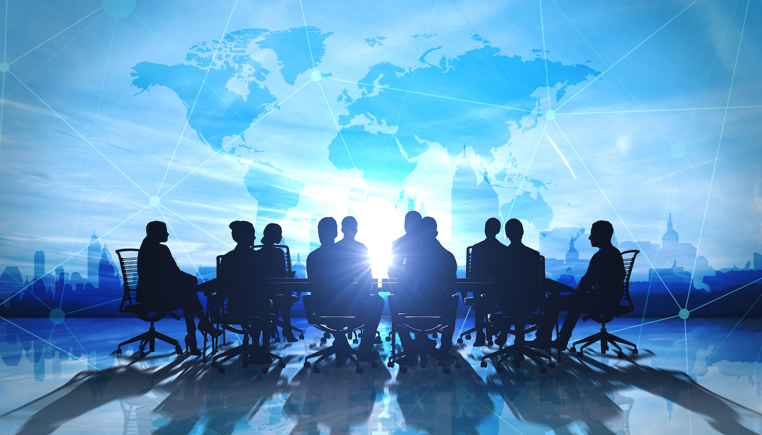 difference board of directors and executive committee